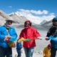 llegar al campo base del everest